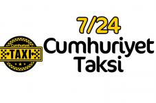 Cumhuriyet Taksi – Balıkesir 7/24 Taksi – 0530 156 02 20